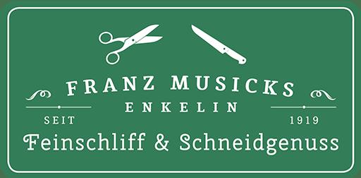 Franz Musicks Enkelin Logo
