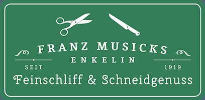 Logo Franz Musicks Enkelin